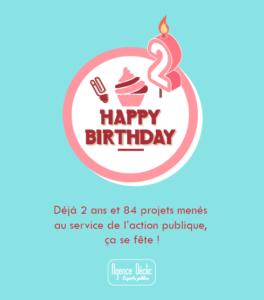 anniversaire agence déclic