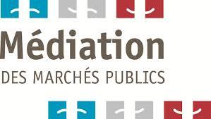 logo médiation des marchés publics