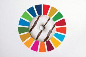 ODD Agenda 2030 donut