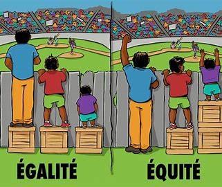 développement durable équité
